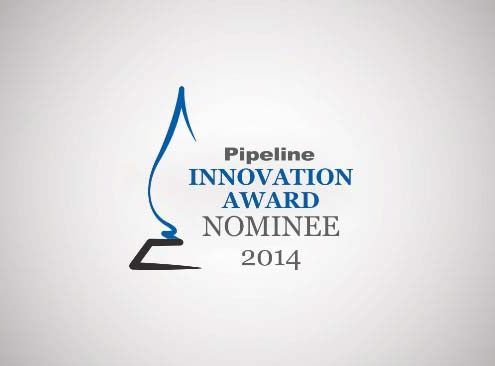 Pipeline 2014 Innovation Award