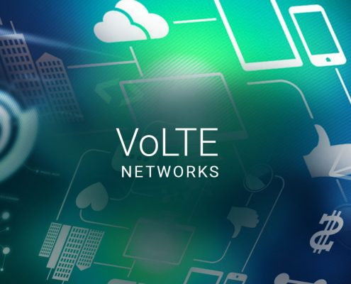 VoLTE networks