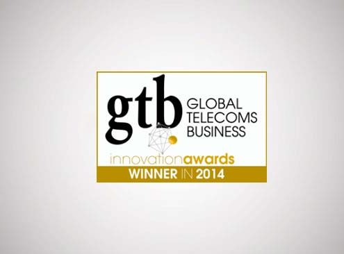 Global Telecoms Business Innovation Award 2014