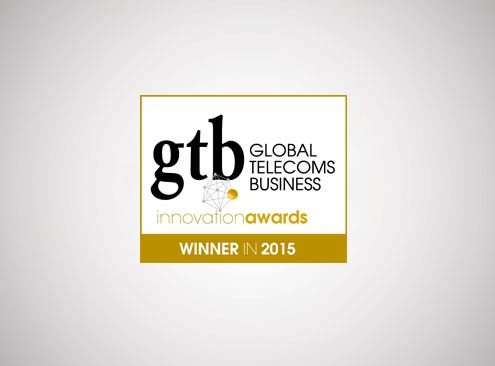 GTB Innovation Award 2015