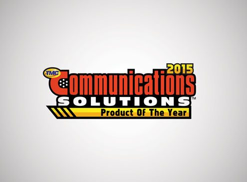 TMC Communications Solutions Product of the Year Award