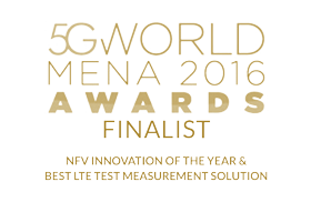 award 87 – 5GWORLD MENA 2016 AWARDS