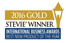 award 61 – 2016 Gold Stevie Winner