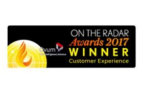 award 35 – OVUM On the Radar Awards,