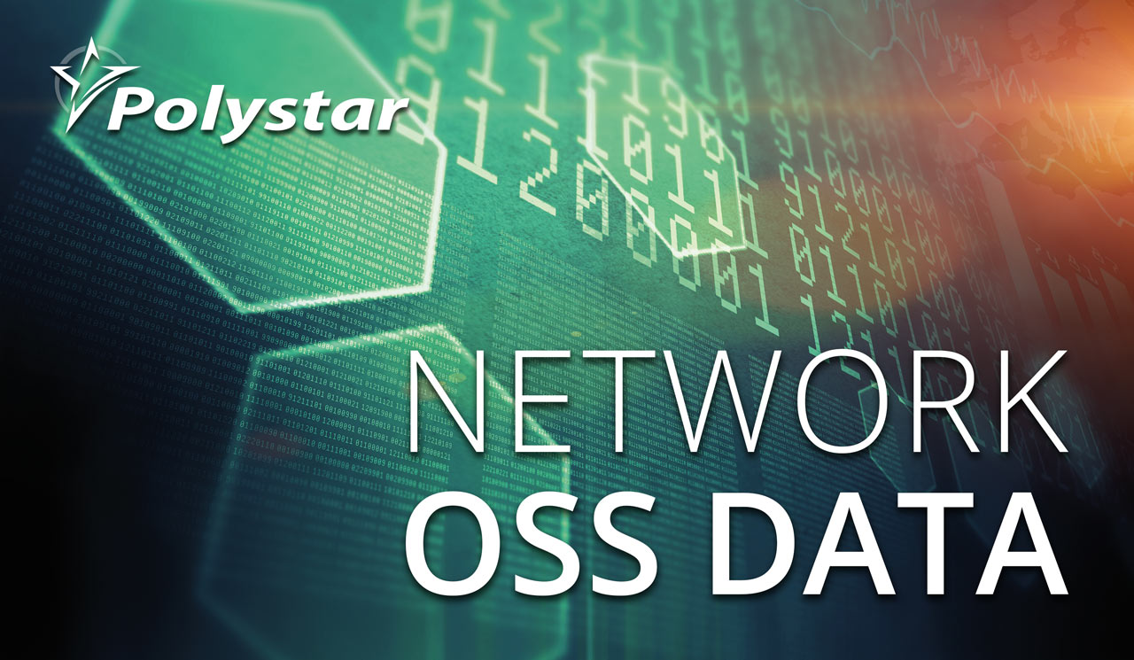 Polystar network OSS data