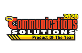 award 24 – Communication Solutions 2020