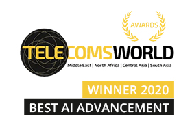 award 20 Polystar Telecomsworld 2020 Winner – Best AI Advancement